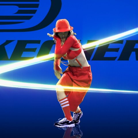 SKECHERS<BR>D-LIGHT
