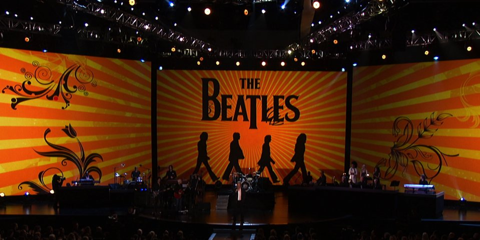 THE BEATLES<BR>TV SPECIAL